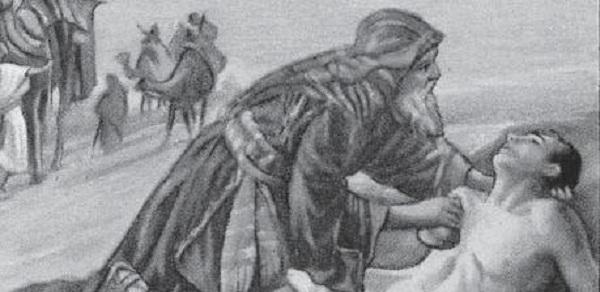 """老约翰在拔摩海岛也是将他""""所听所看""""的一幕幕戏剧忠实"""